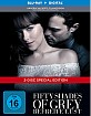 Fifty Shades of Grey - Befreite Lust (Limited Digibook Edition) (Blu-ray + Bonus DVD + Digital HD) Blu-ray