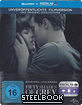 Fifty Shades of Grey - Geheimes Verlangen (Limited Edition Steelbook) (Blu-ray + UV Copy) Blu-ray
