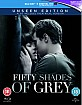 Fifty Shades of Grey (2015) - Theatrical and Unrated (Blu-ray + UV Copy) (UK Import ohne dt. Ton) Blu-ray