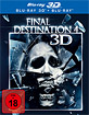 Final Destination 4 3D (Blu-ray 3D + Blu-ray) Blu-ray