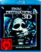 Final Destination 4 3D (Blu-ray 3D + Blu-ray) (Neuauflage) Blu-ray