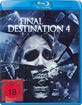 Final Destination 4 3D (Classic 3D) Blu-ray