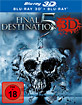 Final Destination 5 3D (Blu-ray 3D + Blu-ray) Blu-ray