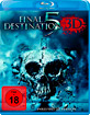 Final Destination 5 3D (Blu-ray 3D + Blu-ray) (Neuauflage) Blu-ray