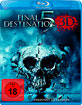 Final Destination 5 3D (Blu-ray 3D) (Single Version) Blu-ray