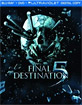 Final Destination 5 (Blu-Ray + DVD + UV Copy) (US Import ohne dt. Ton) Blu-ray