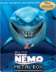 Finding Nemo 3D - Metal Box (Blu-ray 3D + Blu-ray + DVD + Digital Copy) (CA Import ohne dt. Ton)