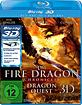 The Fire Dragon Chronicles: Dragon Quest 3D (Blu-ray 3D) Blu-ray