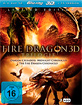 Fire Dragon Trilogie 3D (Blu-ray 3D) Blu-ray