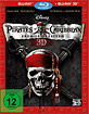 Pirates of the Caribbean 4 - Fremde Gezeiten 3D (Blu-ray + Blu-ray 3D)