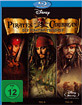 Pirates of the Caribbean - Die Piraten-Trilogie Blu-ray