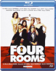 Four Rooms (IT Import ohne dt. Ton) Blu-ray