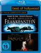 Mary Shelley's Frankenstein & Bram Stoker's Dracula (Best of Hollywood Collection) Blu-ray