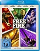 Free Fire (2017) (Blu-ray + UV Copy) Blu-ray