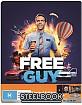 Free Guy (2021) 4K - JB Hi-Fi Exclusive Limited Edition Steelbook (4K UHD + Blu-ray) (AU Import ohne dt. Ton) Blu-ray