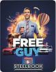 Free Guy (2021) 4K - Best Buy Exclusive Limited Edition Steelbook (4K UHD + Blu-ray + Digital Copy) (US Import) Blu-ray