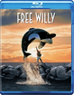 Free Willy (1993) (US Import ohne dt. Ton) Blu-ray