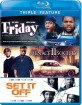 Friday + Menace II Society + Set It Off (Triple Feature) (US Import ohne dt. Ton)