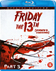 Friday the 13th - Part 3 (NL Import) Blu-ray