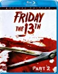 Friday the 13th - Part 2 (SE Import) Blu-ray