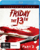 Friday the 13th - Part 2 (AU Import ohne dt. Ton) Blu-ray