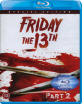 Friday the 13th - Part 2 (DK Import) Blu-ray