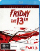 Friday the 13th - Part 3 (AU Import) Blu-ray