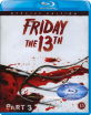 Friday the 13th - Part 3 - Special Edition (DK Import) Blu-ray