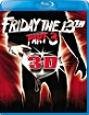 Friday the 13th - Part 3 (3D) (US Import ohne dt. Ton) Blu-ray