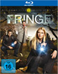 Fringe: Grenzfälle des FBI - Die komplette zweite Staffel Blu-ray