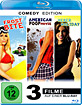 American Poop + Frost Bite + Heber Holiday (Comedy Collection) Blu-ray