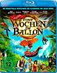 Fünf Wochen im Ballon (1962) Blu-ray