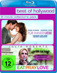Für immer Liebe + Eat, Pray, Love (Best of Hollywood Collection) Blu-ray