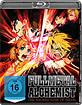 Fullmetal Alchemist: The Sacred Star of Milos Blu-ray