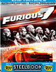Furious 7 (2015) - Extended Cut - Best Buy Exclusive Steelbook (Blu-ray + DVD + Digital Copy + UV Copy) (US Import ohne dt. Ton) Blu-ray