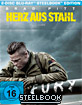 Herz aus Stahl (2014) (Limited Steelbook Edition) (Blu-ray + Bonus Blu-ray + UV Copy) Blu-ray