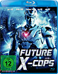 Future X-Cops Blu-ray