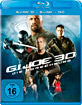 G.I. Joe: Die Abrechnung 3D (Blu-ray 3D + Blu-ray + DVD)