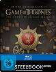 Game of Thrones: Die komplette zweite Staffel (Limited Edition Steelbook) Blu-ray