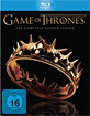 Game of Thrones: Die komplette zweite Staffel Blu-ray