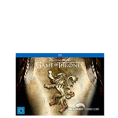 Game of Thrones: Die komplette Staffel 1-6 (Ultimate Collectors Edition inkl. Night King Bust Figur) (Limited Edition) Blu-ray