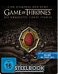 Game of Thrones: Die komplette siebte Staffel (Limited Steelbook Edition) (Blu-ray + Bonus Blu-ray + UV Copy) Blu-ray