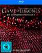 Game of Thrones: Die komplette Staffel 1-4 (Limited Edition) Blu-ray