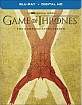 Game of Thrones: The Complete Fifth Season - Best Buy Exclusive Bolton Cover (Blu-ray + UV Copy) (US Import) Blu-ray
