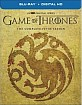 Game of Thrones: The Complete Fifth Season - Best Buy Exclusive Targaryen Cover (Blu-ray + UV Copy) (US Import) Blu-ray