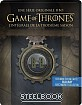 Game of Thrones - Le Trône de Fer: Saison 3 - Limited Steelbook (FR Import ohne dt. Ton) Blu-ray