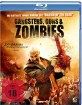 Gangsters, Guns & Zombies Blu-ray