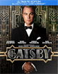 Gatsby le magnifique (2013) - Ultimate Edition (Blu-ray + DVD + Digital Copy) (FR Import ohne dt. Ton) Blu-ray
