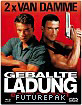 Geballte Ladung - Double Impact (Limited FuturePak Edition) (AT Import) Blu-ray