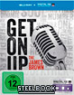 Get on Up - Limited Edition Steelbook (Blu-ray + UV Copy) Blu-ray